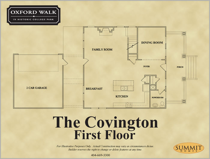 Summit homes for Summit homes floor plans